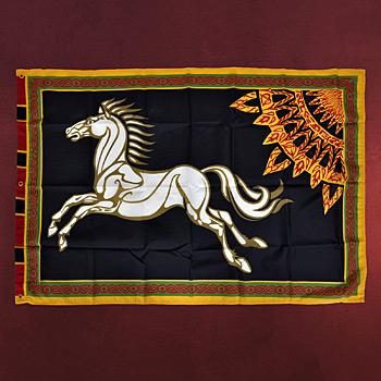 Rohan - Flagge