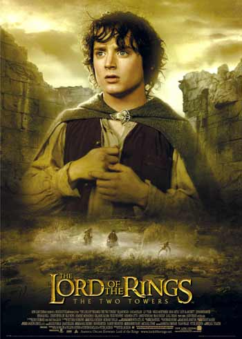 The Two Towers - Frodo Teaser Poster