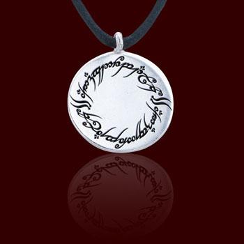 Herr der Ringe - Amulett - Der Eine