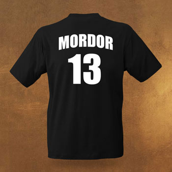 Mordor Fussball T-Shirt