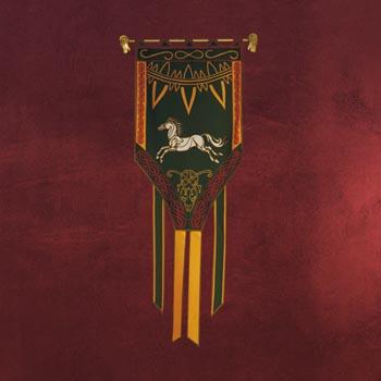 Eomer Kings Hall Banner