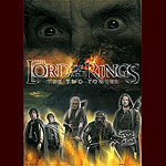The Two Towers - Saruman Eyes - Poster