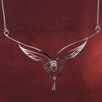 Elbencollier Butterfly