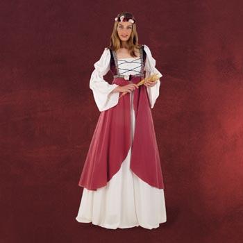 Miss Clarisa - Mittelalterkostüm