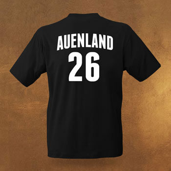Auenland Fussball T-Shirt