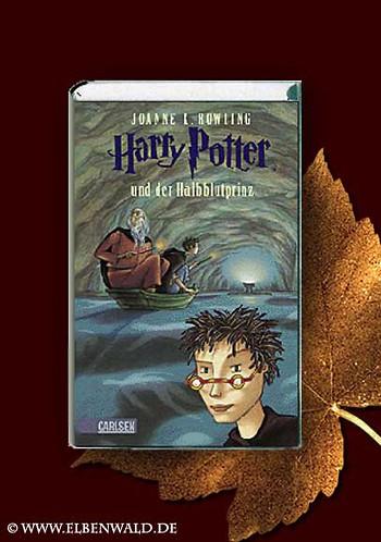 Harry Potter und der Halbblutprinz  Band 6