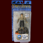 Mount Doom Frodo - Actionfigur