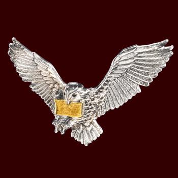 Hedwig, Harrys Zaubereule - Brosche