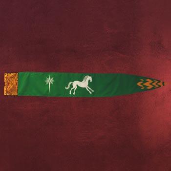 Rohirrim - Flagge