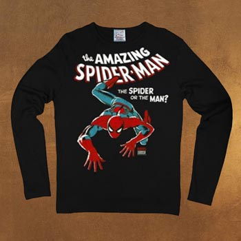 Spiderman - The Amazing Longsleeve