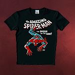 Spiderman - The Amazing T-Shirt