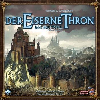 Der Eiserne Thron - Das Brettspiel