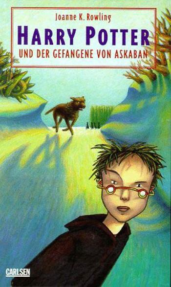 Harry Potter und der Gefangene von Askaban Band 3