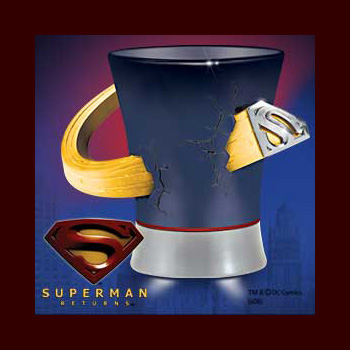 Superman Returns Stift Becher