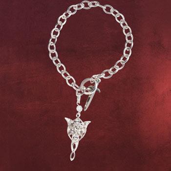 Herr der Ringe - Abendstern Armband