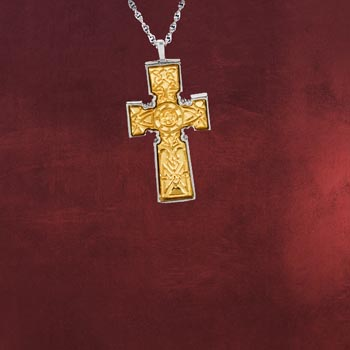 Keltisches Kreuz-Anh�nger