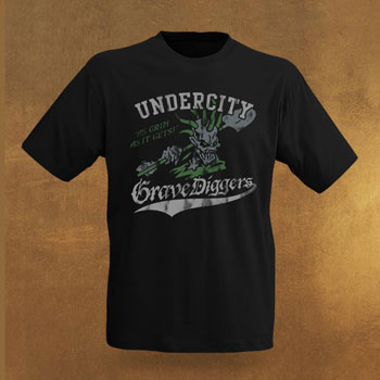 World of Warcraft Undercity Gravediggers T-Shirt
