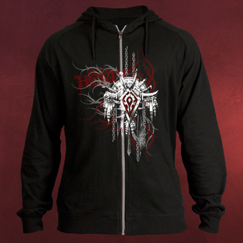 World of Warcraft Hordewappen 2 Kappujacke