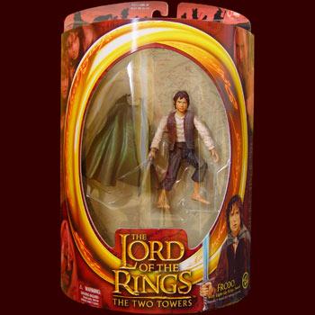 Frodo mit leuchtendem Stich - Actionfigur