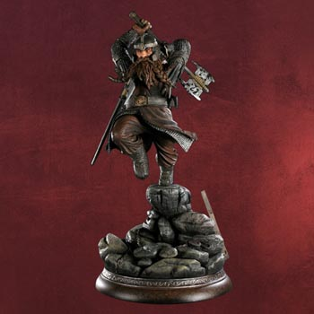 Herr der Ringe - Gimli Statue