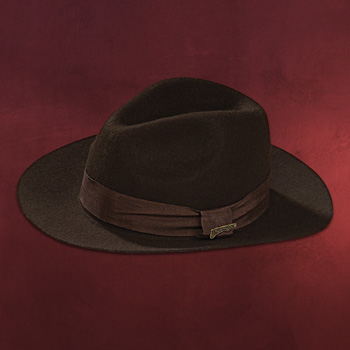 Indiana Jones - Deluxe Hut für Erwachsene