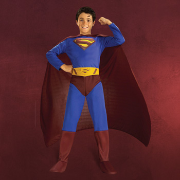 Superman - Movie Kostüm für Kinder