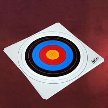 Zielscheiben Set mit 20 Scheiben
