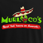 World of Warcraft Murlocos Tacos T-Shirt