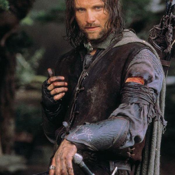 Herr Der Ringe Barahirs Ring Aragorns Ring