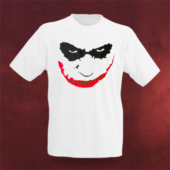 Batman - Joker Face T-Shirt