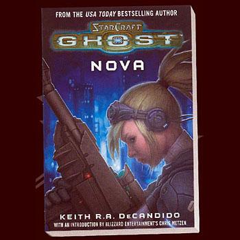Nova - StarCraft Ghost Band 1