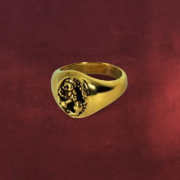 Hogwarts Schmuck - Gryffindor Siegel Ring