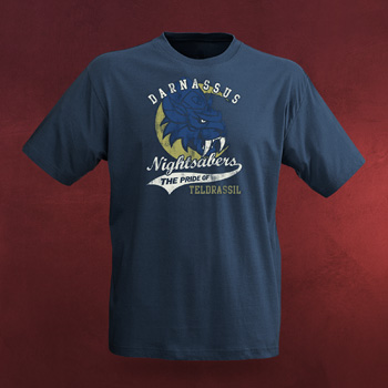 WoW Darnassus Nightsabers T-Shirt