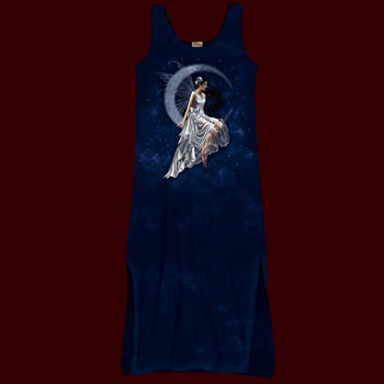 Frost Moon - Tank Top Kleid