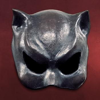 Catwoman - Latexmaske