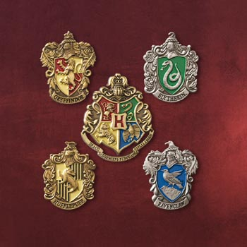 Hogwarts H�user - Pins