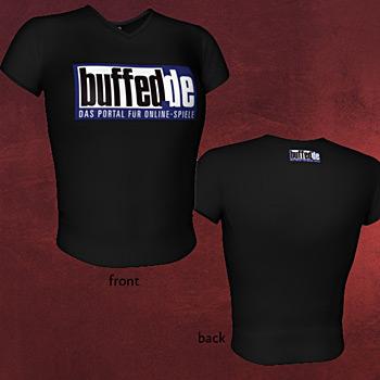 buffed.de Girlie-T-Shirt