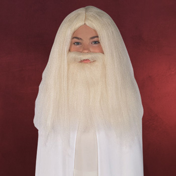 Gandalf der Wei�e Deluxe Per�cke und Bart