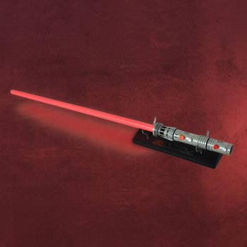 Star Wars Force FX Lichtschwert Darth Maul abnehmbare Klinge