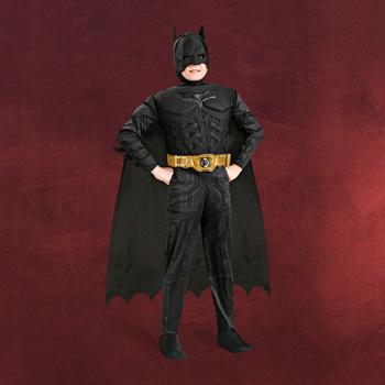 Batman - Kinderkost�m mit Muskeln