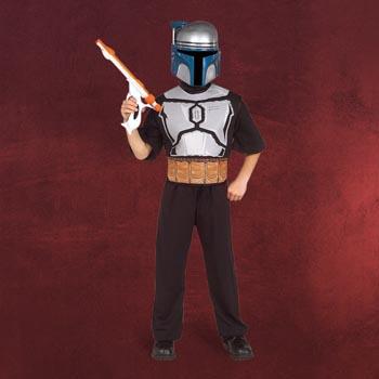 Star Wars - Jango Fett Kost�mset f�r Kinder