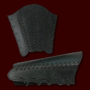 Armschienen Squire schwarz