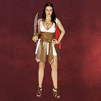 Gladiatorin - Kost�m