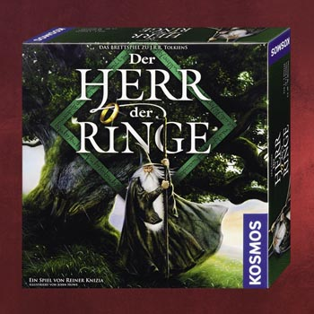 Der Herr der Ringe - Brettspiel