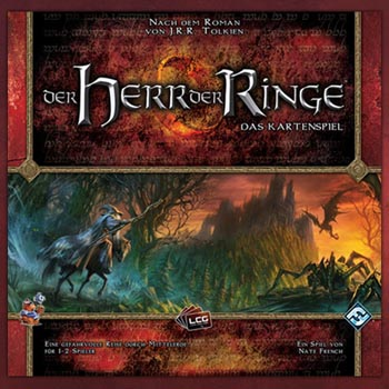 Der Herr der Ringe - Das Kartenspiel