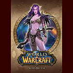 World of Warcraft Notizbuch Allianz