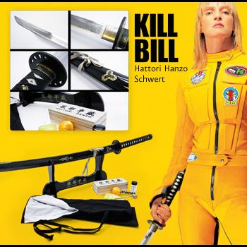 Kill Bill Hattori Hanzo Schwert