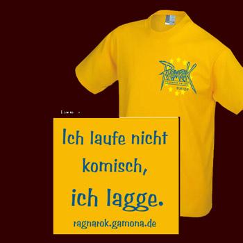 Ragnarok - T-Shirt