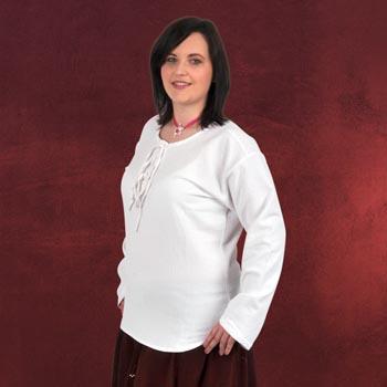 Lyra - Bluse mit Kordel