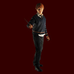 Harry Potter - Ron Weasley Actionfigur mit Sound